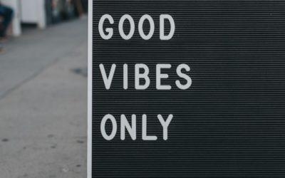 Basta pensar positivo, só que não!!